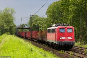DB 140 572-9 ved Ahlten - 05.05.2014