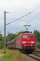 DB Schenker 151 034-6 og 151 023-9 ved Hamburg Moorburg - 15.09.2012
