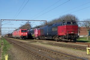 RSC MZ 1459 EA3019 DB BR 185 326-3 ved Pa - 10.04.2010
