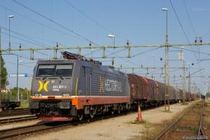 Hector Rail 441.001-3 ved Trelleborg - 09.06.2012