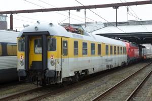 DB Systemtechnik Dienstüm313 63 80 99-92 007-3 i Fredericia - 13.03.2016