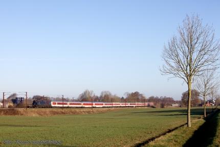 DSB EA 3020 med EN 482 (Pa-Kh) ved Ejby - 10.04.2010