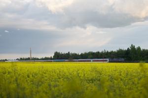 DSB EA med EN 483 (Kh-Pa) ved Langeskov - 13.05.2009