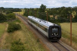 DSB MF 5090 som IC5737 (Kolding - Flensburg) mellem Vojens og Sommersted - 15.07.2012