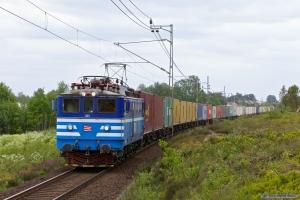 Netrail Ma 825 med GT 49240 (Värnamo - Göteborg Skandiahamen) mellem Värnamo og Hillerstorp - 08.06.2012