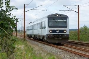 DSB MR/MRD sæt 91 som RR3337 (Esbjerg - Århus) mellem Taulov og Fredericia - 08.09.2012