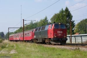DSB MZ 1401 med B188, Bk 016, A 000 som VP 6346 (Tp-Od) ved Tommerup - 06.09.2014