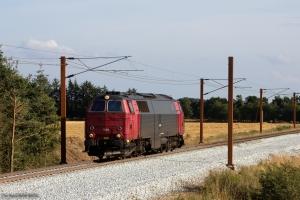 NEG MZ 1430 som GM 6172 (Pa-Vm) mellem Sommersted og Vojens - 08.08.2014