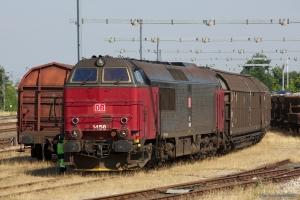 RSC MZ 1456 rangerer i Køge - 06.08.2013
