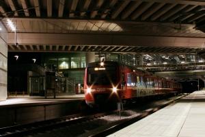 DSB MC/FC (3. Generation S-Tog - ASEA) ved Flintholm station - 13.10.2004