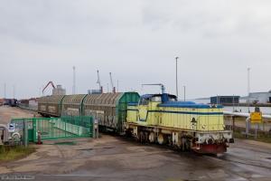 PRAB T43 214 ved Halmstad Havn - 24.08.2011