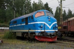 Midtcargo TMX 1024 ved Nässjö - 25.08.2011