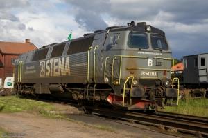 Stena TMZ 1416 ved Kristinehamn - 05.06.2012