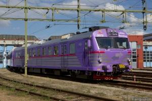 Arriva X11 3173 ved Malmö G - 09.06.2012