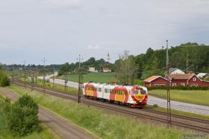 OT X14 3232 som RST8726 (Mjölby-Norrköping) mellem Linghem og Gistad - 07.06.2012